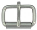 "30mm (1 1/8"") Roller Buckle Stainless Steel. Code AZ16/30"